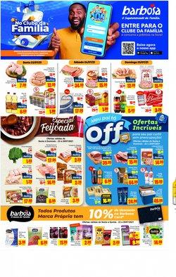 Catálogo Barbosa Supermercados (  Publicado hoje)