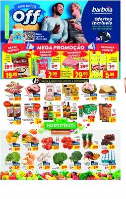 Ofertas de Supermercados no catálogo Barbosa Supermercados (  2 dias mais)