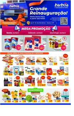 Catálogo Barbosa Supermercados (  Vence hoje)