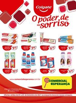 Ofertas de Comercial Esperança no catálogo Comercial Esperança (  Válido até amanhã)