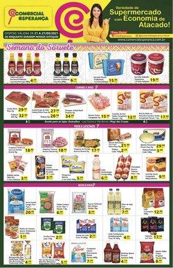 Ofertas de Comercial Esperança no catálogo Comercial Esperança (  Vence hoje)
