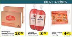 Promoção de Comercial Esperança no folheto de Guarulhos