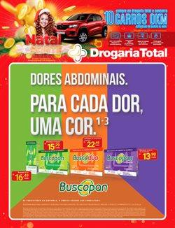 Ofertas Farmácias e Drogarias no catálogo Drogaria Total em Ribeirão Preto ( 28 dias mais )
