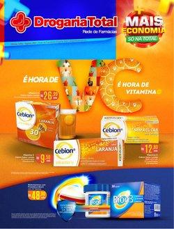 Ofertas de Farmácias e Drogarias no catálogo Drogaria Total (  Mais de um mês)