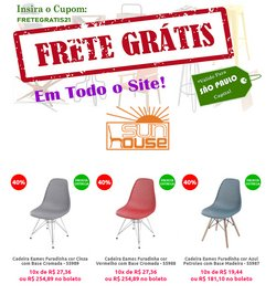 Ofertas de Sun House no catálogo Sun House (  Vencido)