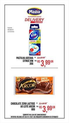 Catálogo Supermercados Magia ( Vencido )
