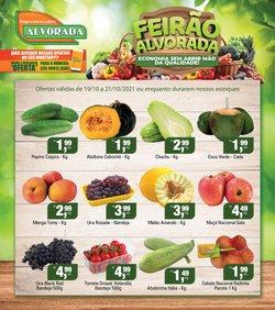 Ofertas de Supermercados Alvorada no catálogo Supermercados Alvorada (  Vence hoje)