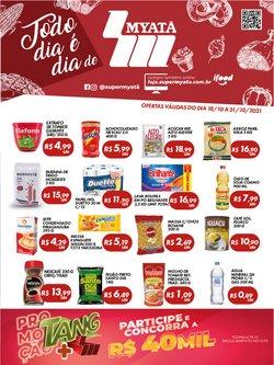 Ofertas de Supermercados Myatã no catálogo Supermercados Myatã (  4 dias mais)