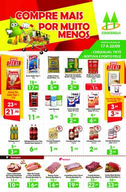 Ofertas de Coocerqui no catálogo Coocerqui (  Vence hoje)