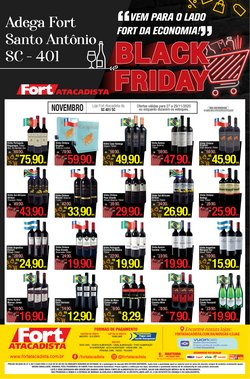 Ofertas Supermercados no catálogo Fort Atacadista em Taboão da Serra ( 2 dias mais )