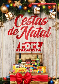 Ofertas Supermercados no catálogo Fort Atacadista em Itabuna ( Publicado hoje )