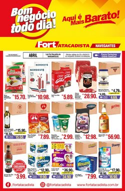 Catálogo Fort Atacadista em Joinville ( Vencido )