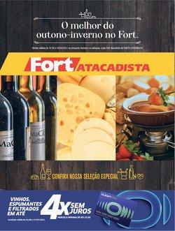 Ofertas de Supermercados no catálogo Fort Atacadista (  16 dias mais)