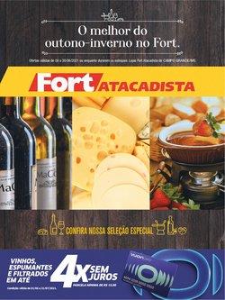 Ofertas de Fort Atacadista no catálogo Fort Atacadista (  11 dias mais)