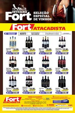 Ofertas de Supermercados no catálogo Fort Atacadista (  3 dias mais)