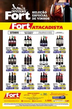 Ofertas de Supermercados no catálogo Fort Atacadista (  5 dias mais)