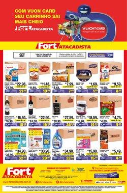 Ofertas de Supermercados no catálogo Fort Atacadista (  Vence hoje)
