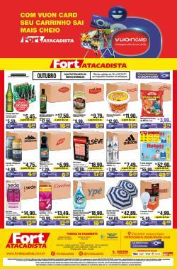 Ofertas de Fort Atacadista no catálogo Fort Atacadista (  Publicado hoje)