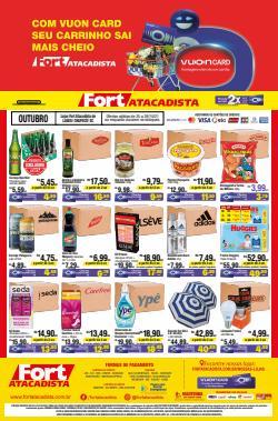 Ofertas de Supermercados no catálogo Fort Atacadista (  2 dias mais)