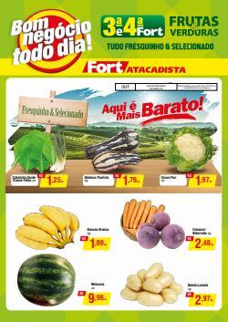 Catálogo Fort Atacadista (  Vence hoje)