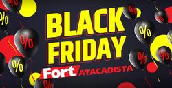 Promoção de Fort Atacadista no folheto de Governador Valadares