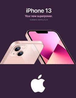 Ofertas de Tecnologia e Eletrônicos no catálogo Apple (  Mais de um mês)