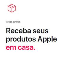 Cupom Apple em Parnamirim ( 3 dias mais )