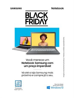 Catálogo Samsung em Salvador ( Vencido )