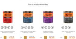 Promoção de Suvinil no folheto de Iguaí