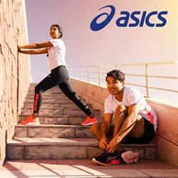 Ofertas Esporte e Fitness no catálogo Asics em Betim ( Mais de um mês )
