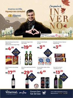 Catálogo Villarreal Supermercados (  Publicado ontem)