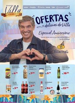 Ofertas de Villarreal Supermercados no catálogo Villarreal Supermercados (  Publicado ontem)