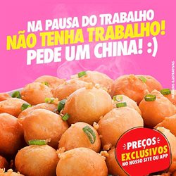 Catálogo China in Box ( 5 dias mais )