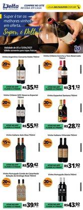 Catálogo Delta Supermercados ( Vencido )