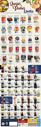 Ofertas de Delta Supermercados no catálogo Delta Supermercados (  5 dias mais)