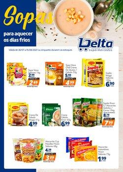 Ofertas de Delta Supermercados no catálogo Delta Supermercados (  12 dias mais)