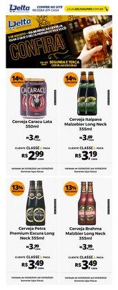 Ofertas de Delta Supermercados no catálogo Delta Supermercados (  Vence hoje)