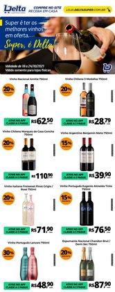 Ofertas de Delta Supermercados no catálogo Delta Supermercados (  3 dias mais)