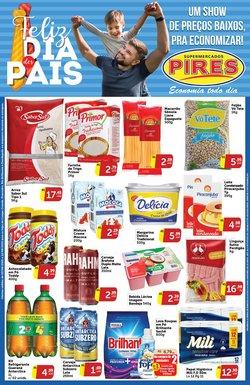 Ofertas de Supermercados no catálogo Pires (  7 dias mais)