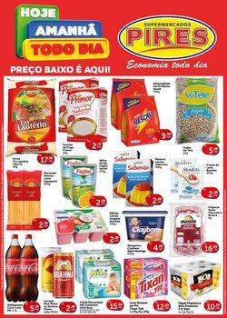Ofertas de Supermercados no catálogo Pires (  Válido até amanhã)