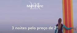 Promoção de Mercure no folheto de São Paulo