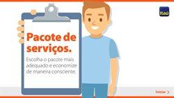 Ofertas Bancos e Serviços no catálogo Itaú em Belo Horizonte ( 3 dias mais )