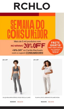Catálogo Riachuelo em São Paulo ( Vencido )
