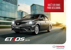 Catálogo Toyota ( Mais de um mês )