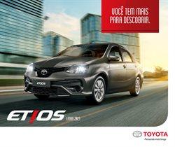 Catálogo Toyota (  Mais de um mês)