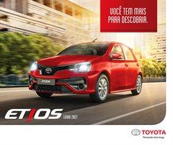 Catálogo Toyota em São Paulo ( Mais de um mês )