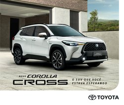 Ofertas Carros, Motos e Peças no catálogo Toyota em Curitiba ( Mais de um mês )