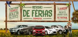 Promoção de Toyota no folheto de Teófilo Otoni