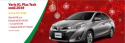 Promoção de Automóveis no folheto de Toyota em Nova Iguaçu