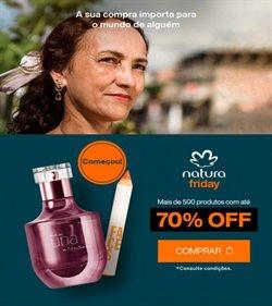 Ofertas Perfumarias e Beleza no catálogo Natura em Carapicuíba ( Vence hoje )